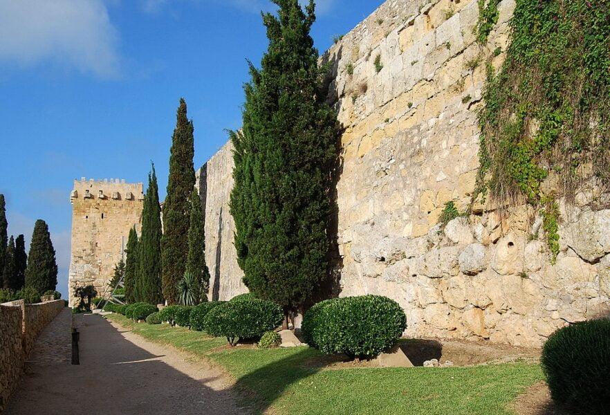 Murallas romanas Tarragona