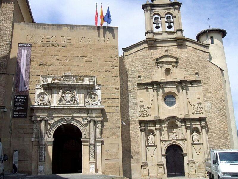 Museo de Navarra. Pamplona