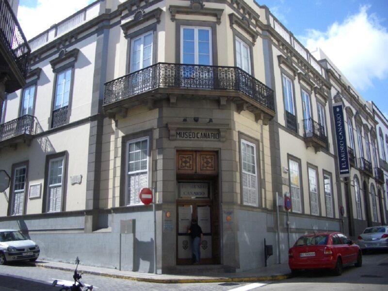 Museo canario.Las Palmas
