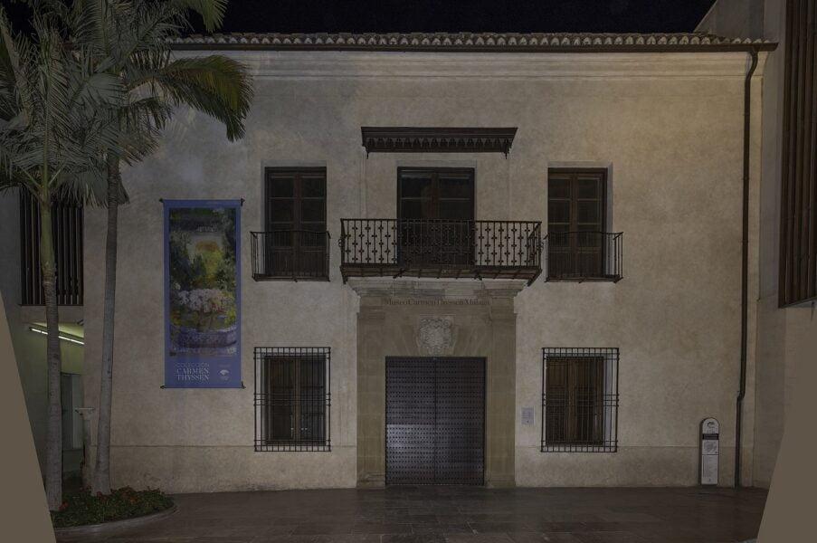 Museo Carmen Thyssen. Málaga