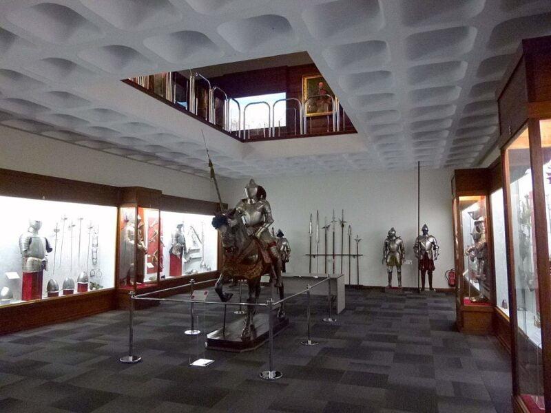 Museo de Armería de Álava. Vitoria