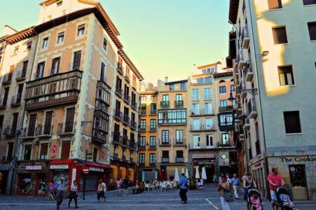 PAMPLONA-Ciudad de España