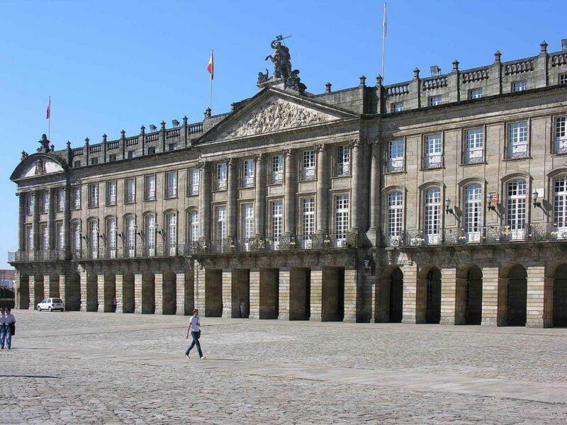 Concello. Santiago de Compostela