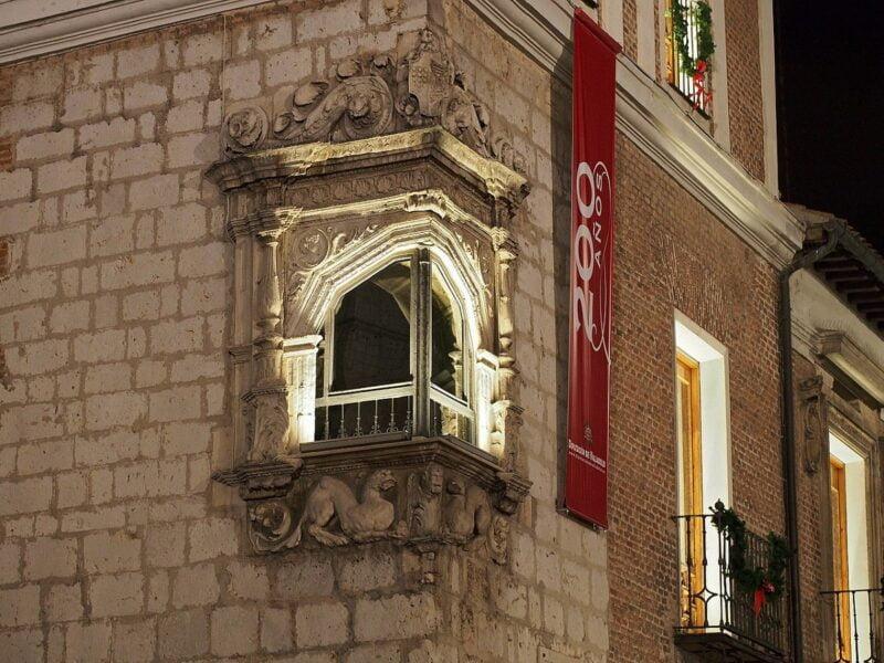 Palacio de Pimentel Valladolid