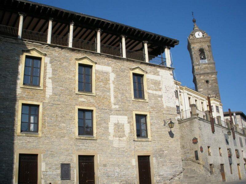 Palacio de Villa Suso Vitoria