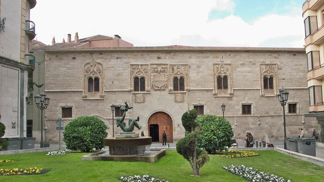 Palacio de los Momos. Zamora
