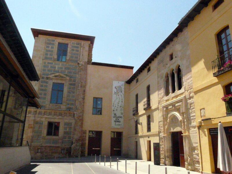 Palacio del Conde Luna de León