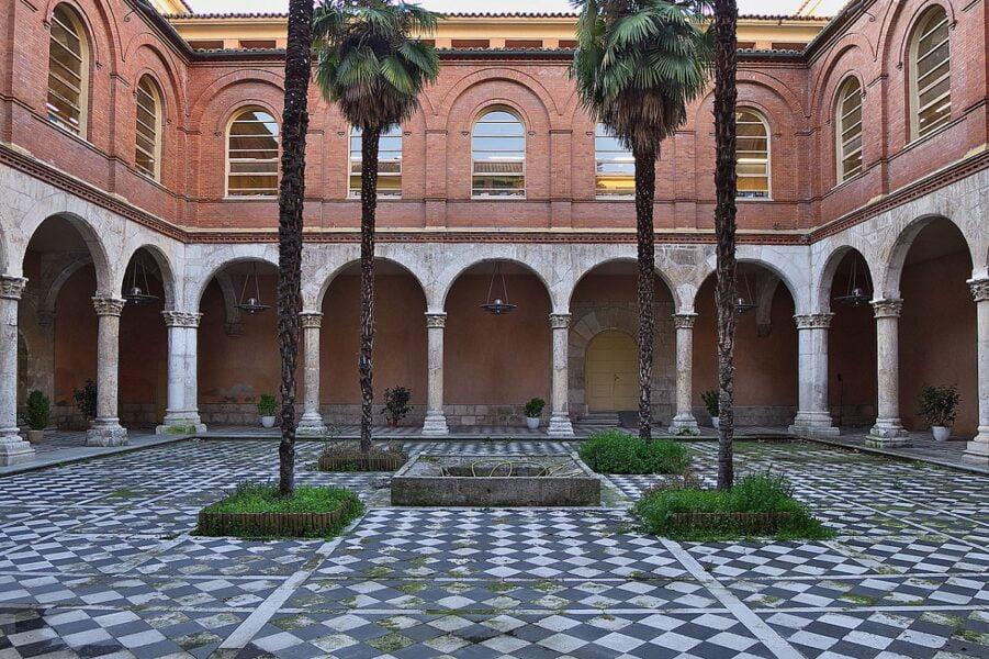Palacio de los Condes de Benavente Valladolid
