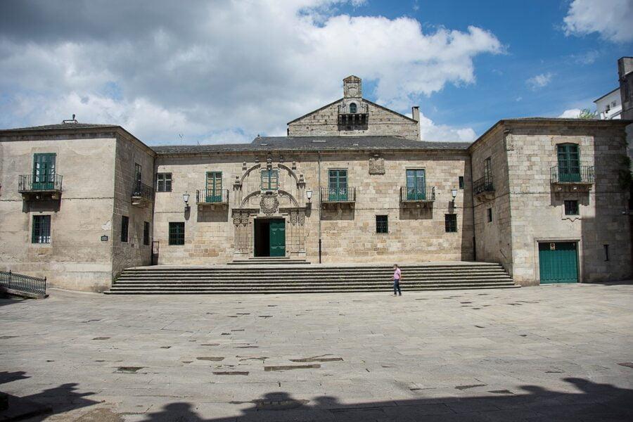 Palacio Episcopal. Lugo