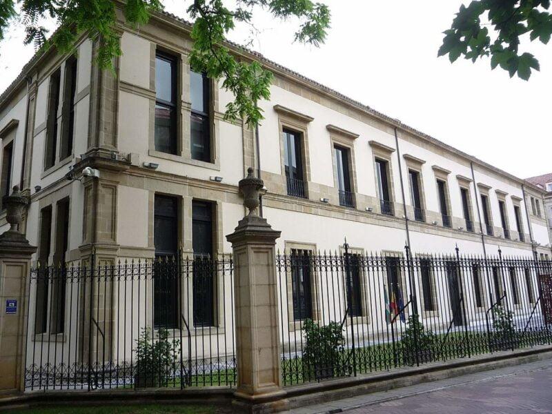 Parlamento Vasco Vitoria