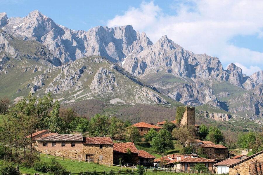 Picos de Europa en Mogrovejo