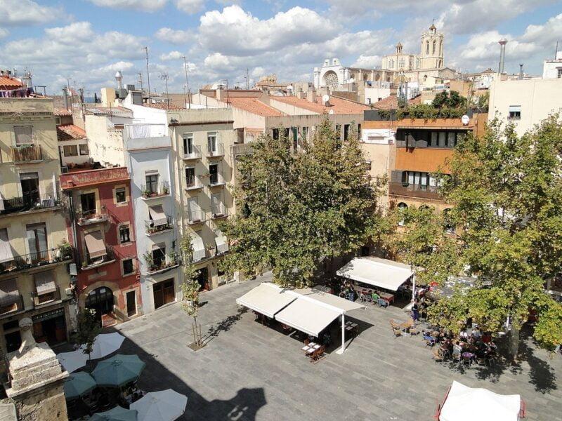 Plaça del Rei Tarragona