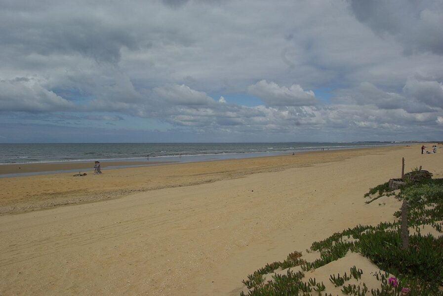 Playa Punta Umbría Huelva