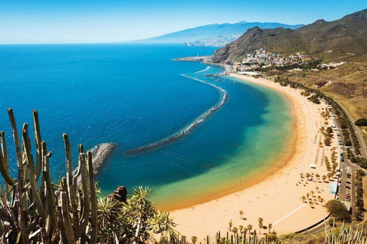 Qué ver en Santa Cruz de Tenerife - Playa de las Teresitas