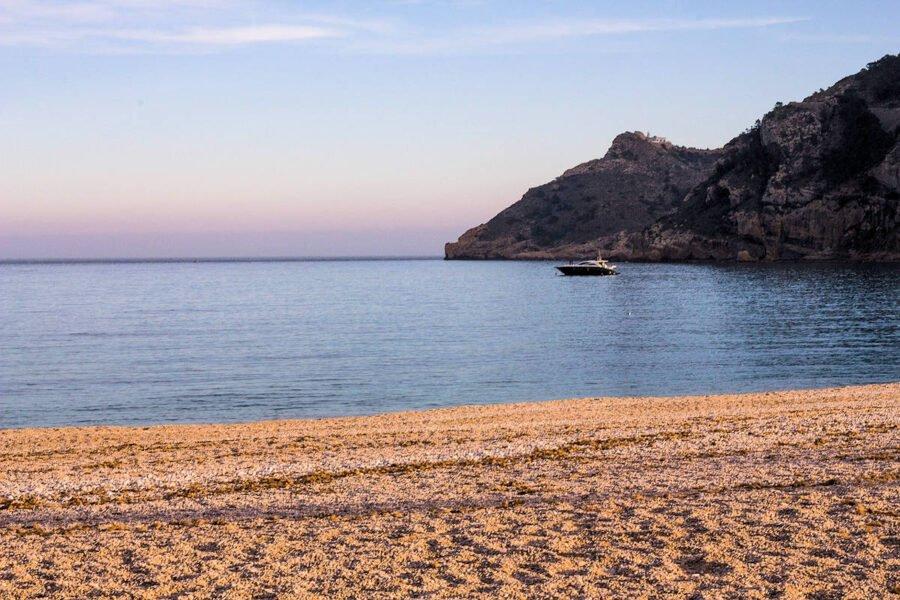 Playa del Albír