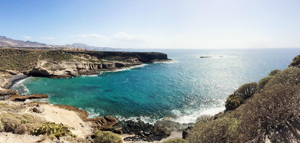 Playa Diego Hernández. Tenerife