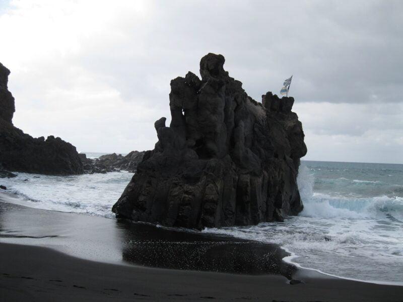 Playa El Bolullo. Tenerife