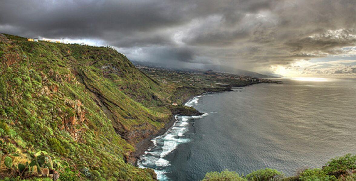Playa de los Patos. Tenerife