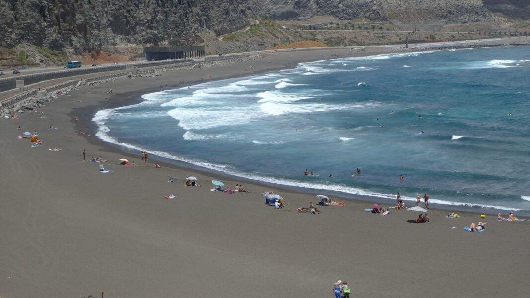 Playa de La Laja. Las Palmas