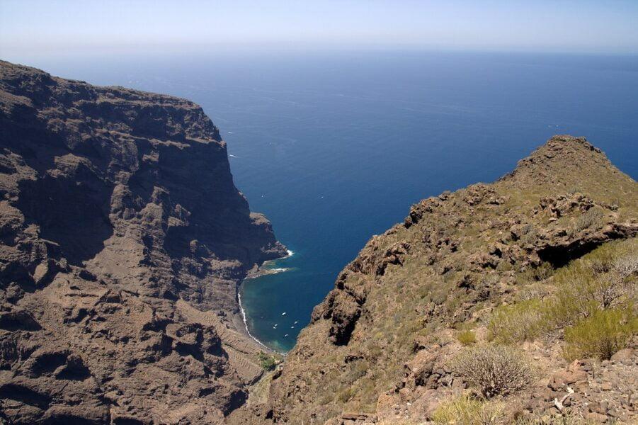 Playa de la Masca. Tenerife