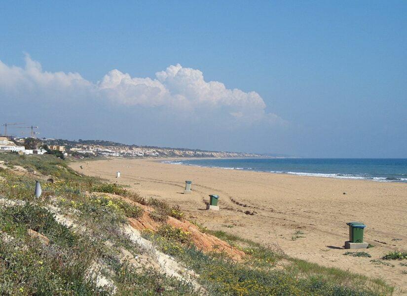 Playa de Mazagon Huelva