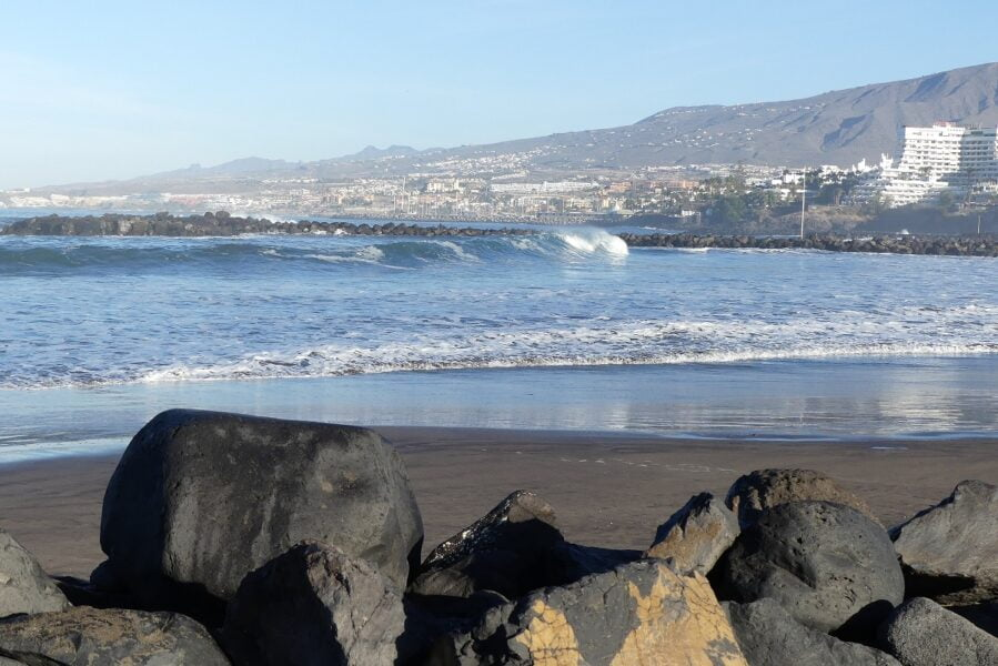 Playa de las Américas. Tenerife