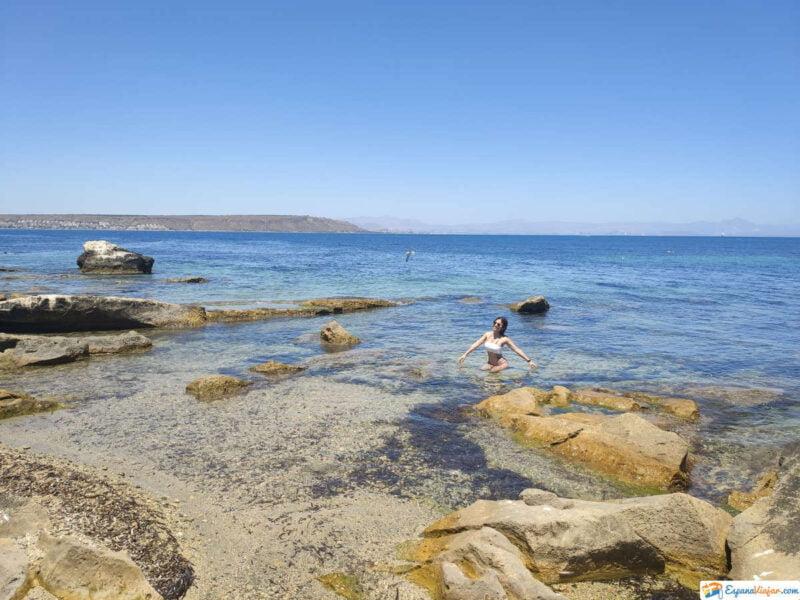 Playas de Alicante- Isla de Tabarca