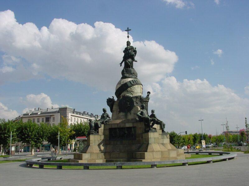 Plaza Colón Valladolid