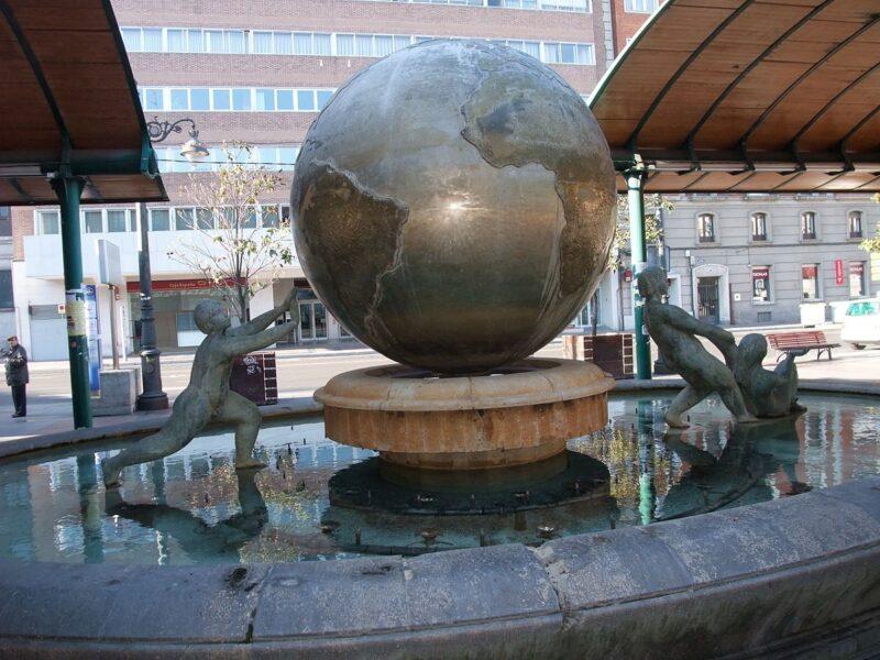 Plaza de España Valladolid