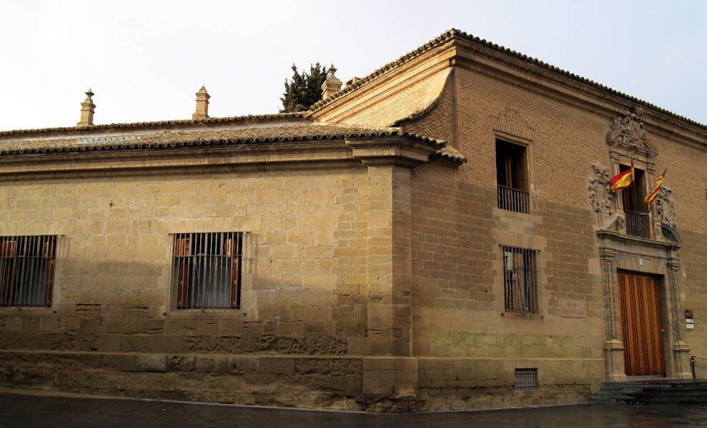 Plaza de la Universidad de Huesca