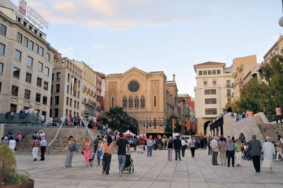 Plaza del Sant Joan