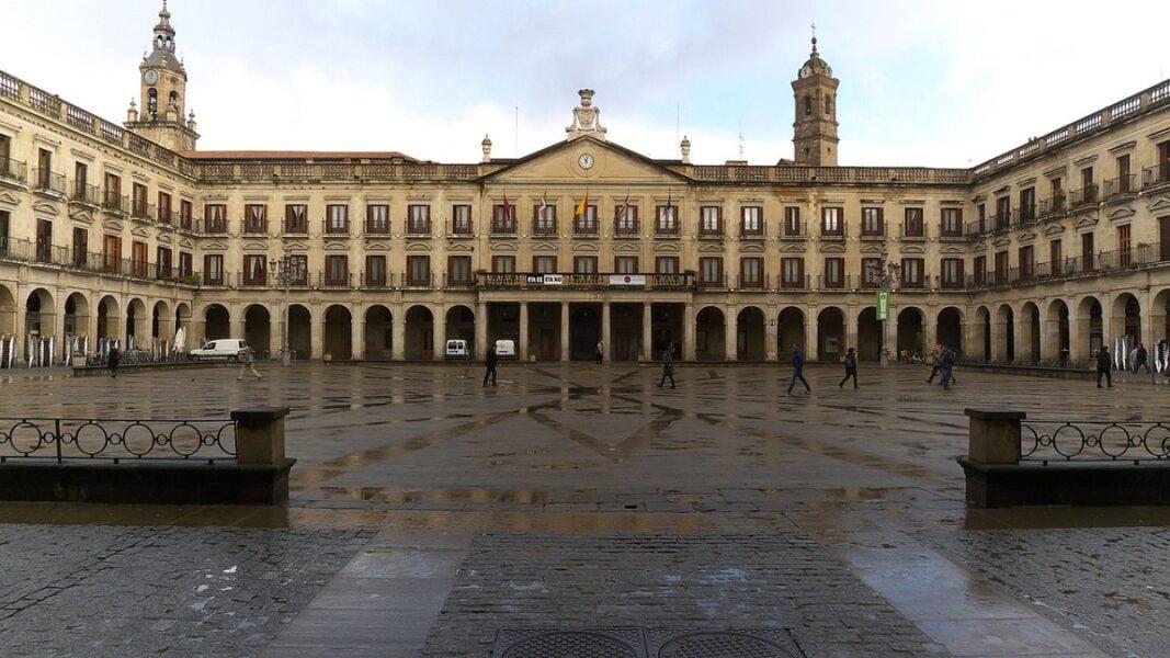Plaza de España Vitoria