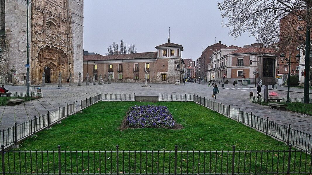 Plaza San Pablo Valladolid