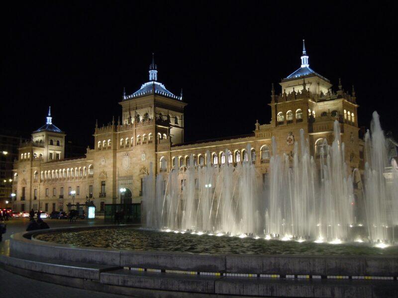 Plaza Zorrilla Valladolid