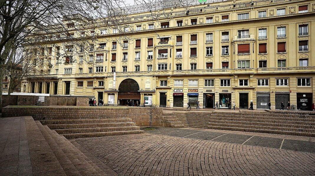 Plaza de los Fueros Vitoria