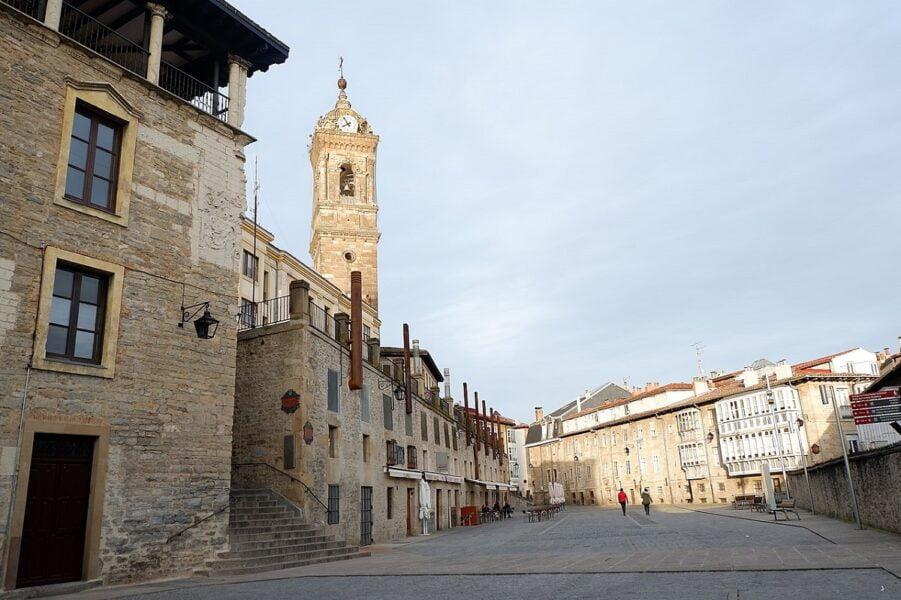 Plaza del Machete Vitoria