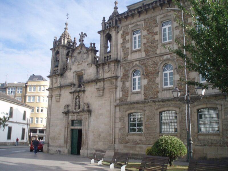 Iglesia de San Froilan. Lugo