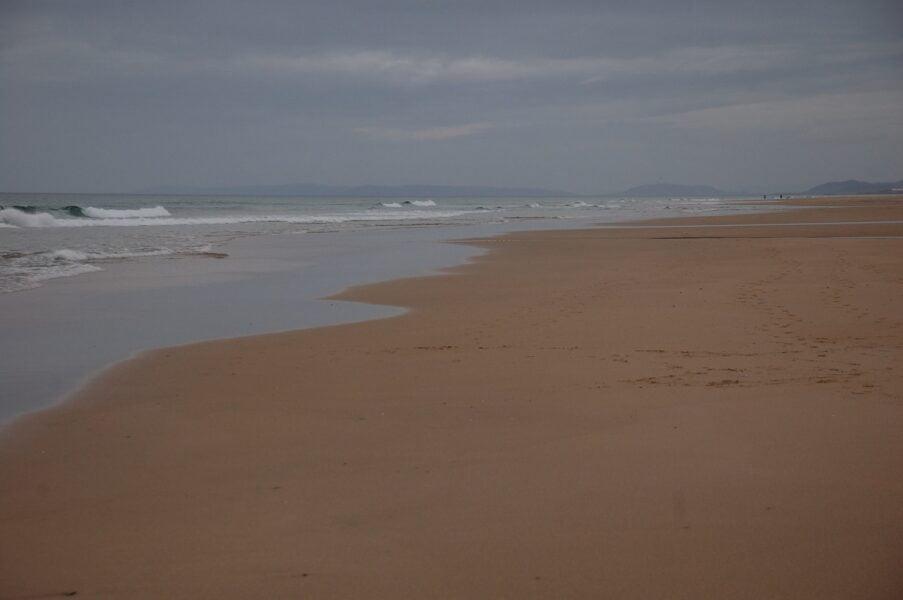 Playa de Baldaio A Coruña