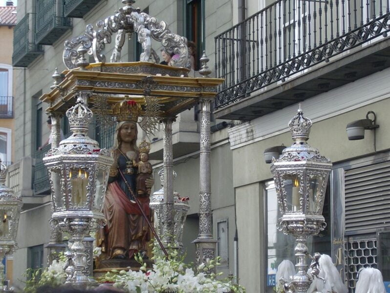Fiestas Virgen San Lorenzo Valladolid