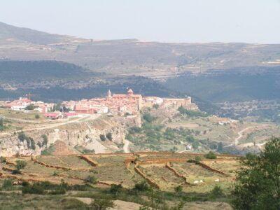 Pueblo de Teruel. Cantaviejabl