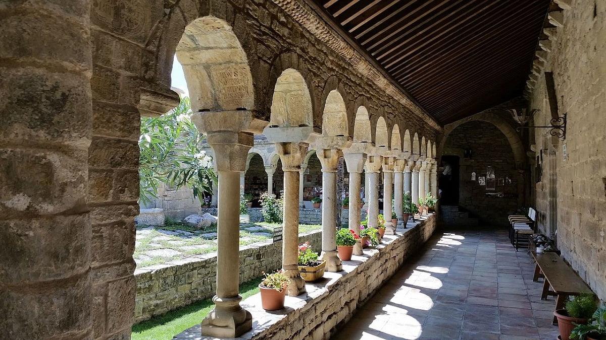 Pueblos más bonitos de Huesca. Roda de Isabena.