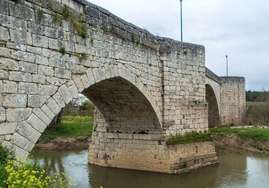 Río Duero en Puente Duero Barrio Valladolid
