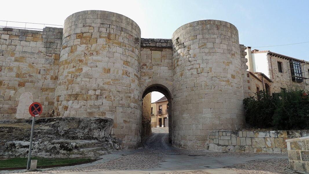 Puerta de doña Urraca. Zamora