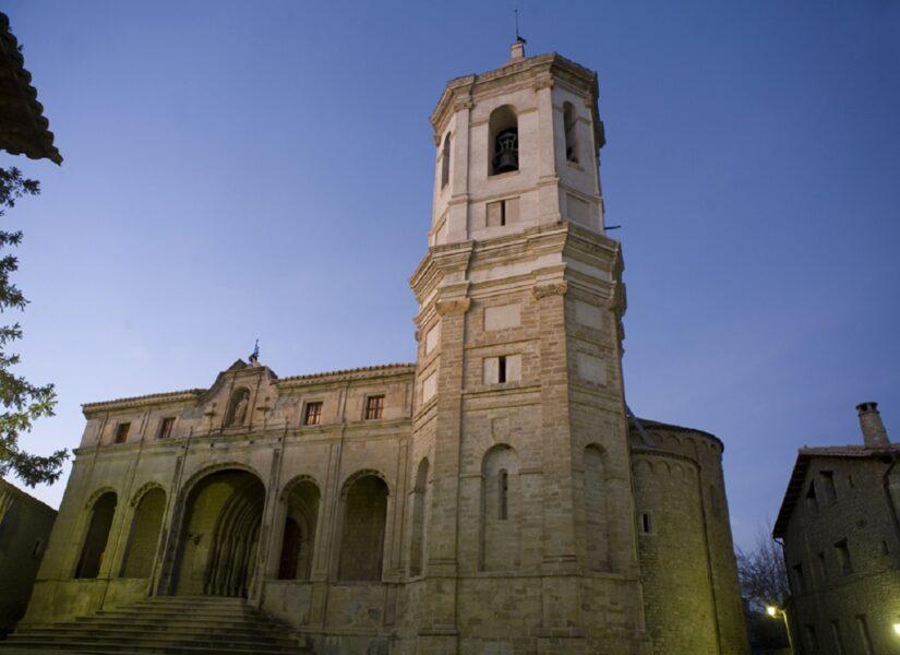 Catedral Roda de Isábena Huesca