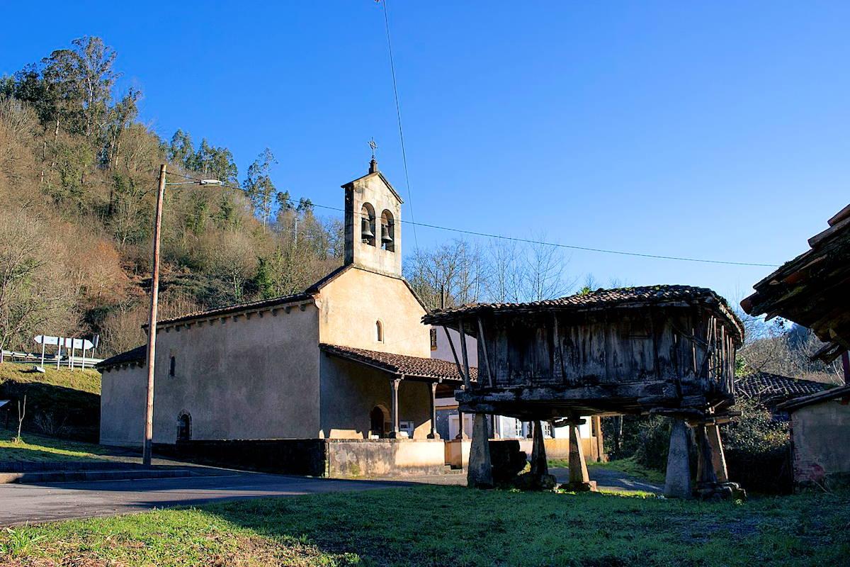 Capilla de Nuestra Señora de la Sienra-Torazo