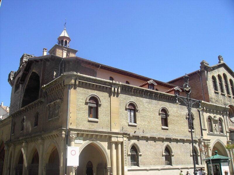Iglesia de San Nicolás Pamplona