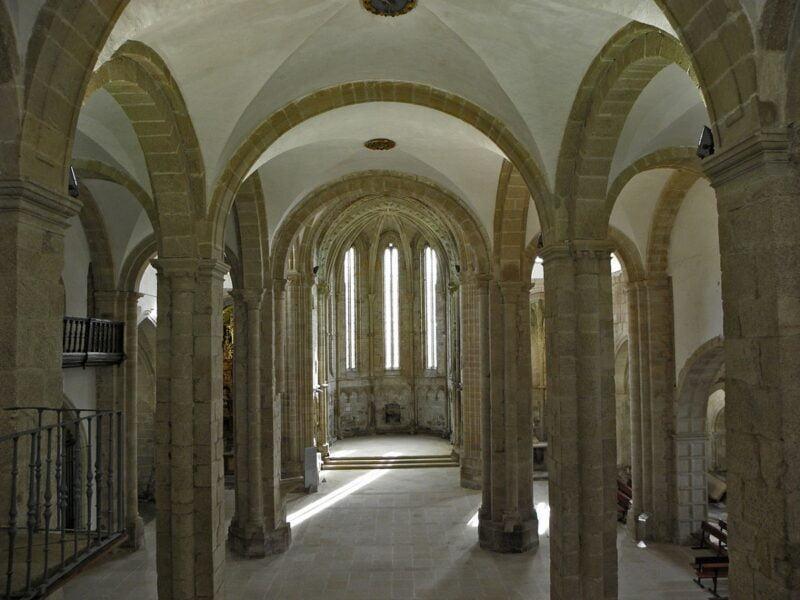 San Domingos de Bonaval. Santiago de Compostela