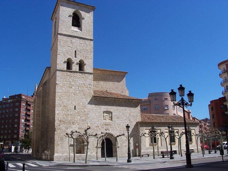 Iglesia de San Lázaro. Palencia.
