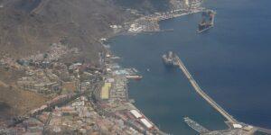 Santa Cruz de Tenerife ciudad de España