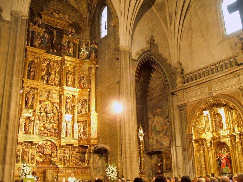 Santa María del Palacio.Logroño